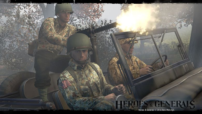 heroes and generals matchmaking time