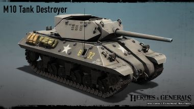 M10 Tank Destroyer