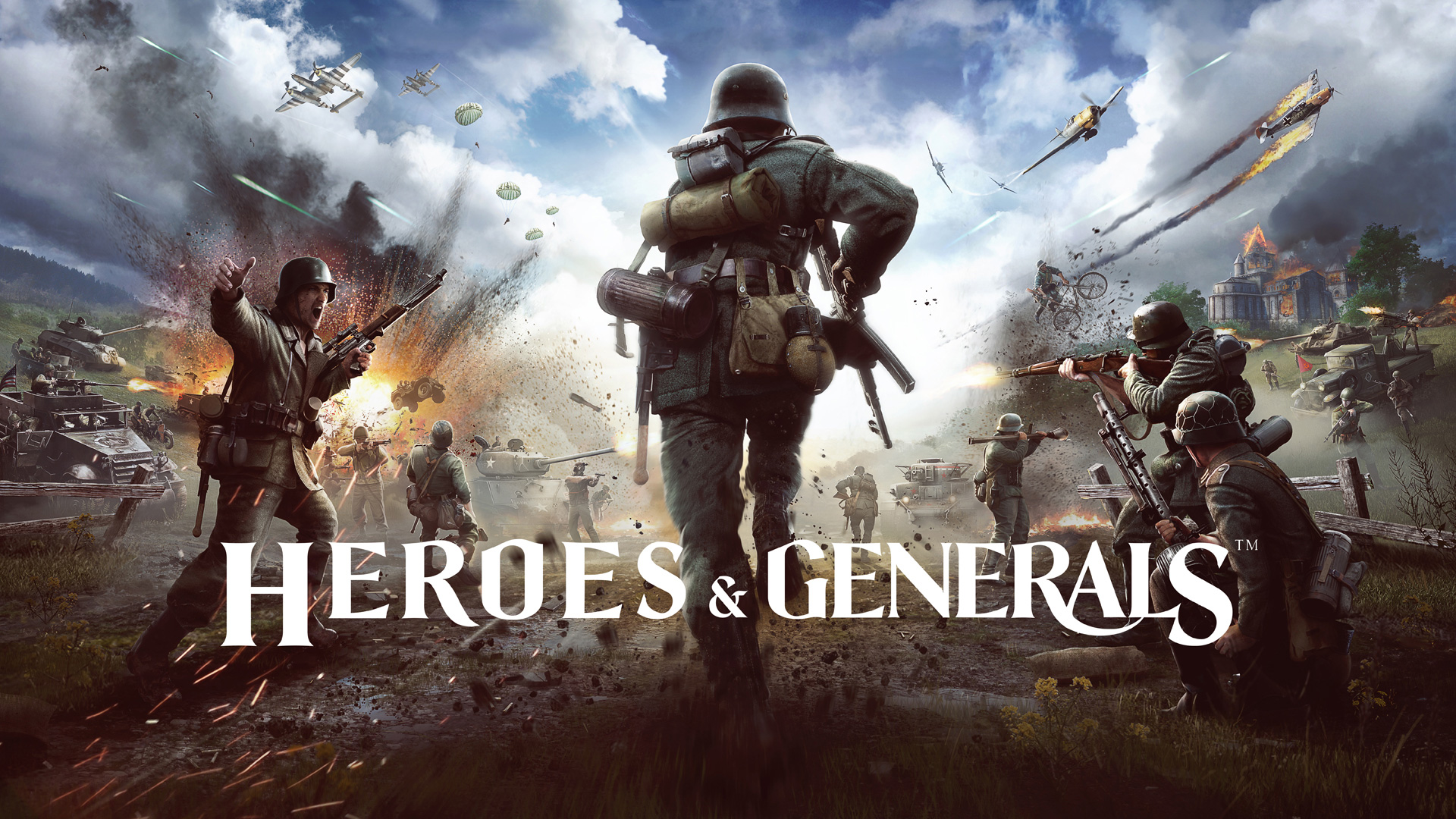 wallpapers - heroes & generals