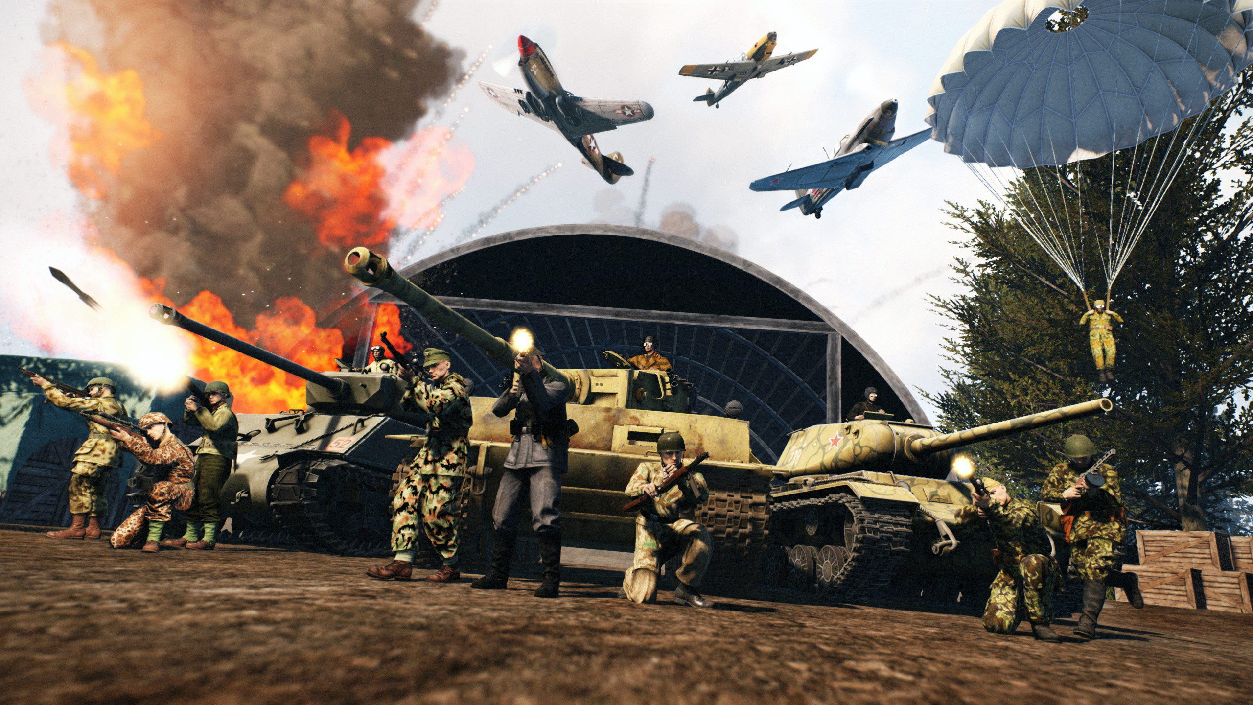 play the soldier you want to play heroes generals